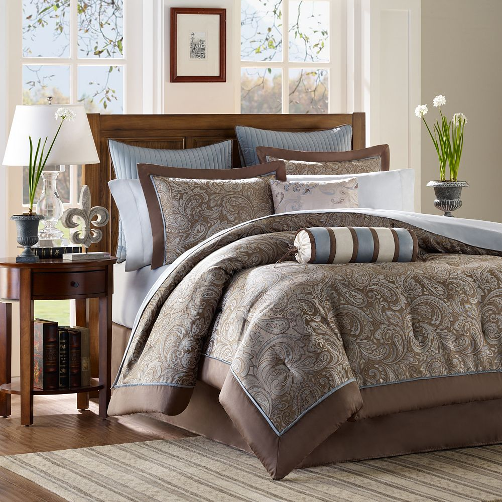 Blue bedspreads and comforters - Blue Bedspreads And Comforters 58