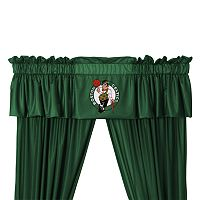 Boston Celtics Window Treatments