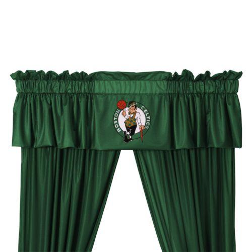 Boston Celtics Window Treatments