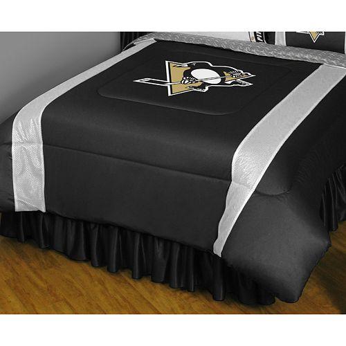 Pittsburgh Penguins Bedding Coordinates