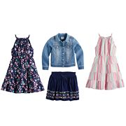 Girls 4-12 SONOMA Goods for Life? Floral Mix & Match Collection