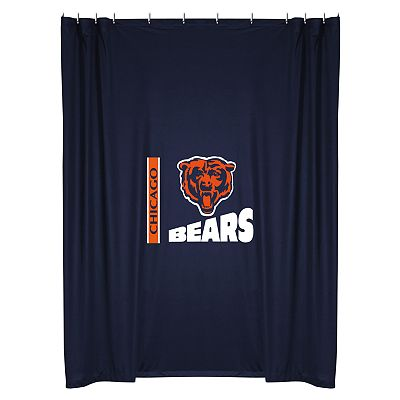 Chicago Bears Bath Coordinates