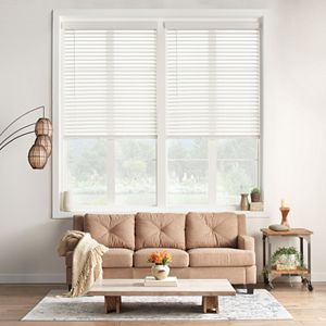 Sonoma Goods For Life® Cordless Faux Wood Blind Window Collection