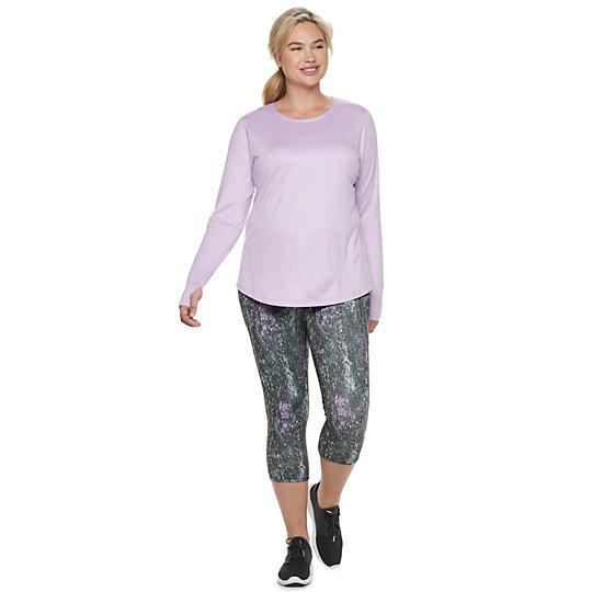 d09c01b5e5292 Plus Size Tek Gear® Spring Outfit