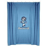 North Carolina Tar Heels Shower Curtain Collection