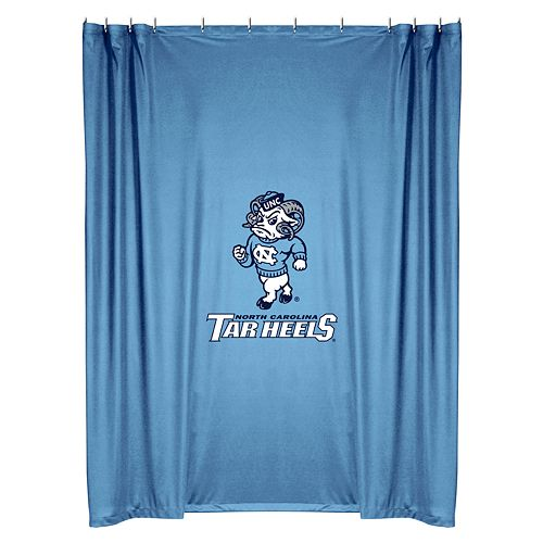 North Carolina Tar Heels Shower Curtain Collection