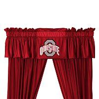 Ohio State Buckeyes Window Treatments