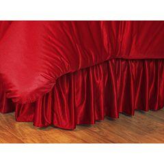 Ohio State Buckeyes Bedskirt