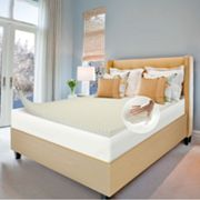 Highloft Cool Comfort Loft 2-in. Memory Foam Mattress Topper