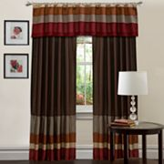 Lush Decor Iman Striped Window Treatments