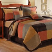 Trafalgar Colorblock Quilt Set