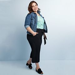 Plus Size EVRI Spring Brunch Outfit