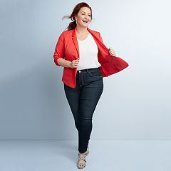 Plus Size EVRI Casual Friday Outfit
