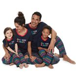 "Jammies For Your Families ""Love You Always"" Rainbow Pride Pajamas"