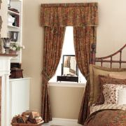 Chaps Home Chandler Paisley Window Treatments
