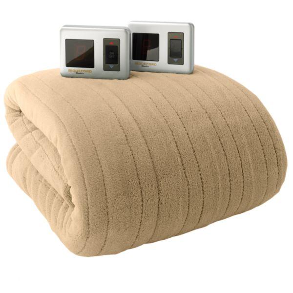 Biddeford Plush Electric Blanket