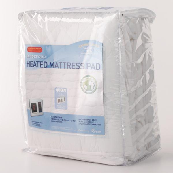 Kohls Biddeford Biddeford Electric Mattress Pad