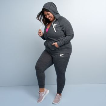 Plus Size Nike Spring Outfit