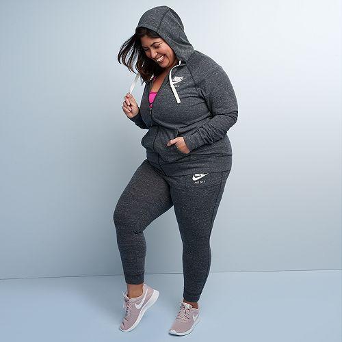 c0e0118b6ea76 Plus Size Nike Spring Outfit