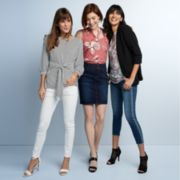 Women's Apt. 9® Spring Outfits