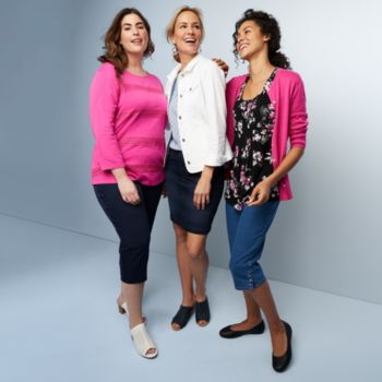 Women's Croft & Barrow® Spring Outfits
