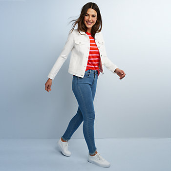 Women's Levi's Spring Outfit