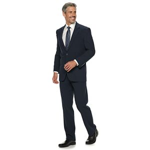Men's Croft & Barrow® True Comfort Classic-Fit Stretch Suit Separates
