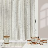 Hautman Brothers White Birch Shower Curtain Collection
