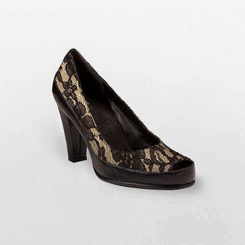 A2 By Aerosoles Big Ben Peep-Toe Dress Heels $ 41.99