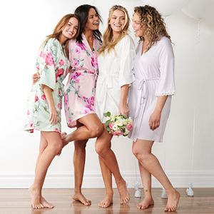 Women's Apt. 9® Bride & Bridesmaid Robes
