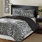Home Essence Safari Reversible Down-Alternative Comforter Set