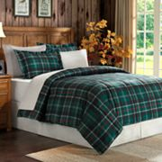 Premier Comfort Sutherland Plaid Down-Alternative Comforter Set
