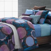 Fantasy by EverRouge 7-pc. Floral Duvet Cover Set