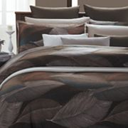 Autumn Again by EverRouge 7-pc. Leaf Duvet Cover Set