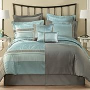 Home Classics Delphine 8-pc. Reversible Comforter Set