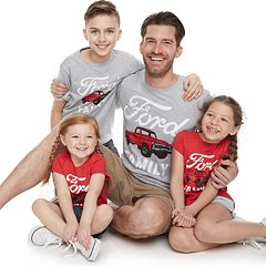 Family Fun Ford Graphic Tops