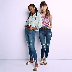 Juniors' Mudd® Spring Outfits