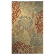 Mirage Bloom Floral Rug