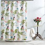 Destinations Toucan Shower Curtain Collection