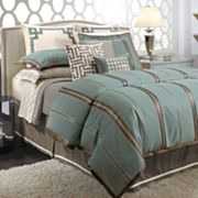 Jennifer Lopez bedding collection Ocean Drive Duvet Cover Set