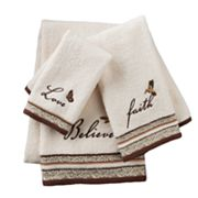 Inspire Scroll Bath Towels
