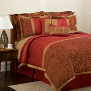 Lush Decor Geometrica Gala 8-pc. Comforter Set