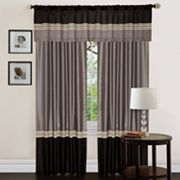 Lush Decor Villagio Window Treatments