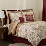 Lush Decor Florino 8-pc. Comforter Set