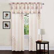Lush Decor Florino Window Treatments