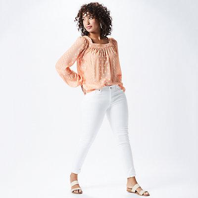 Women's Fresh-Picked Orange Outfit