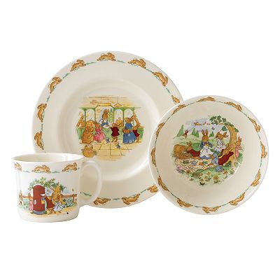 Royal Doulton Bunnykins Nurseryware Dinnerware Collection