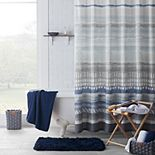 Koolaburra by UGG Thea Pattern Shower Curtain Collection