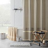 Koolaburra by UGG Kenz Woven Shower Curtain Collection