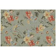 Home and Porch Saint Julian Floral Rug
